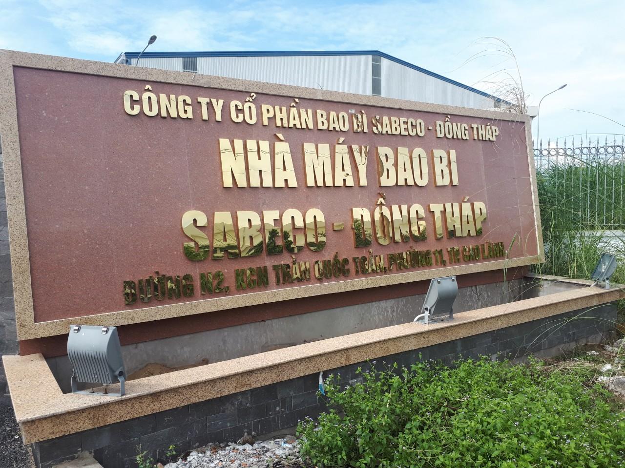 Dự án Nhà Máy Bao Bì Đồng Tháp