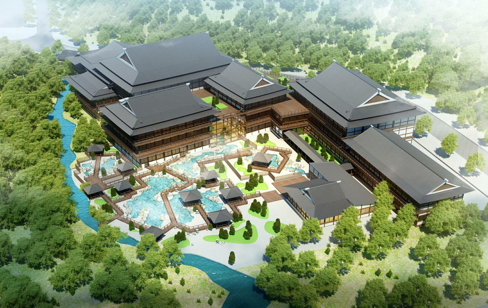 Dự án Suối Khoáng Onsen Quang Hanh