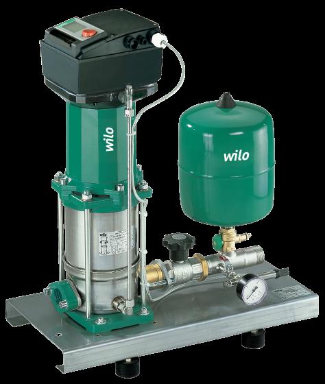 Wilo-Comfort-N-Vario COR-1 MVISE...-GE