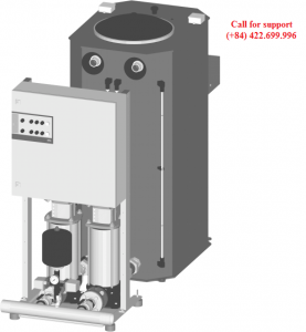 Wilo-FLA Compact-2 Helix V